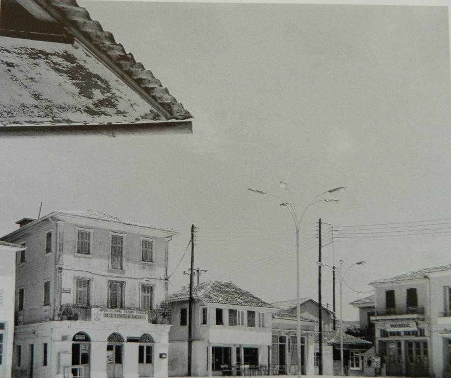 Η Πλατεία της Λευκάδας στα μέσα της δεκαετίας του '70