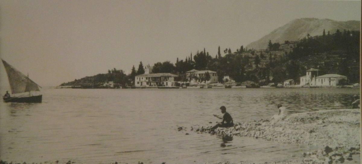 Ψαρεύοντας στη Λυγιά 1967