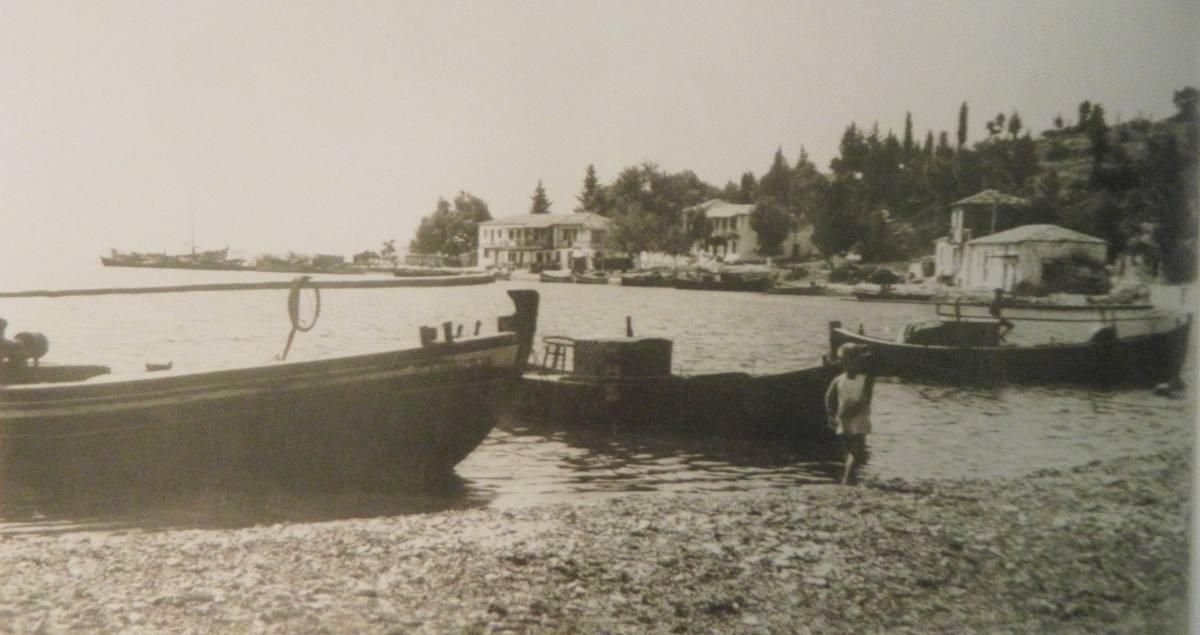 Αραξοβόλι Λυγιάς 1967