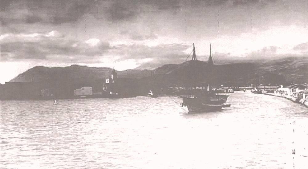Λευκάς, Η πόλις της Λευκάδας και το φρούριο της Αγίας Μαύρας (1900) Wilhelm Dorpfeld