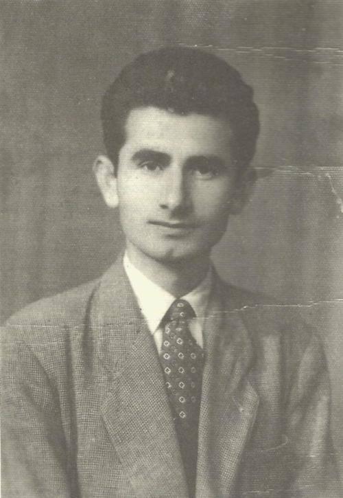 Τηλέμαχος Στεργιώτης (1930 – 1990)