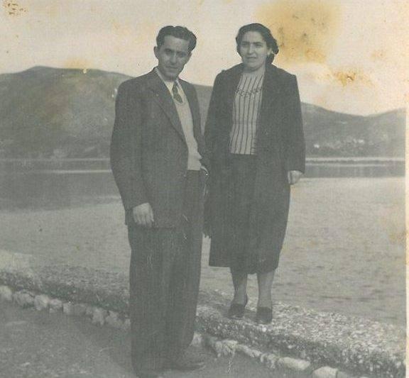 1948: Νίτσα Παπαδάκη Ξενοφώντας Σταύρακας