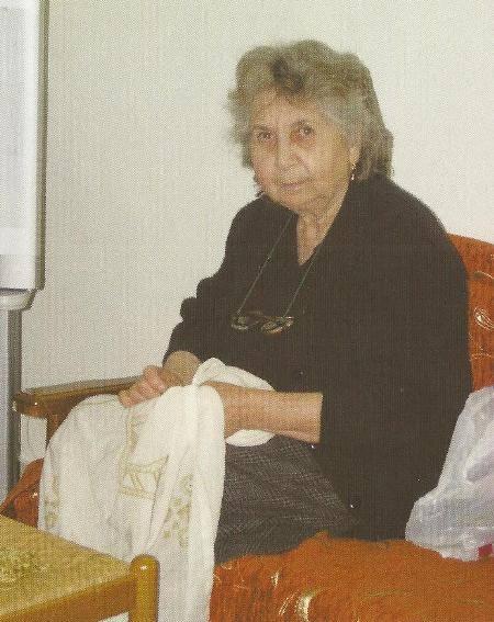 Μαρία Σάντα