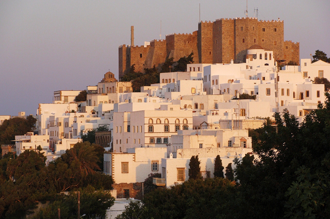 HOUSES OF PATMOS, GREECE
