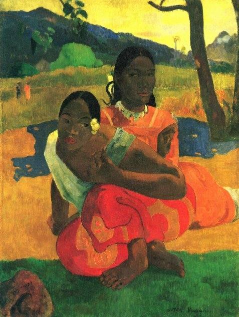 Πολ Γκογκέν - Nafea Faa Ipoipo (1892)