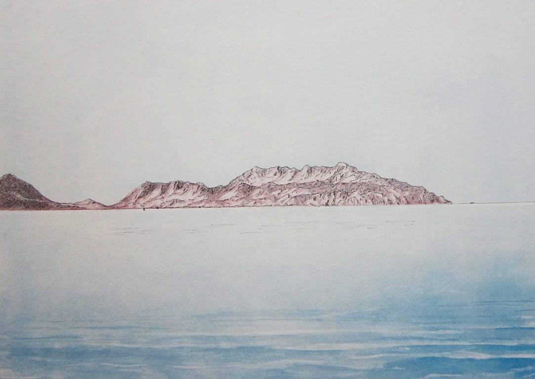 H Λευκάδα ερχόμενος από την Πρέβεζα