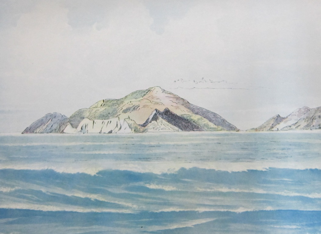 Κάβος Δουκάτο από θαλάσσης