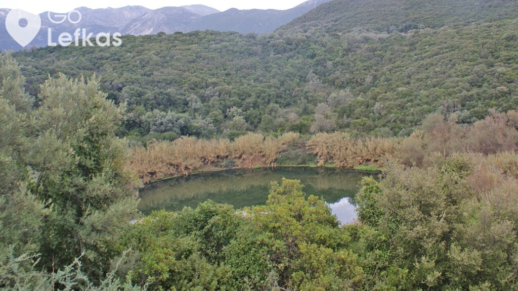 Λίμνη Μαραντοχωρίου