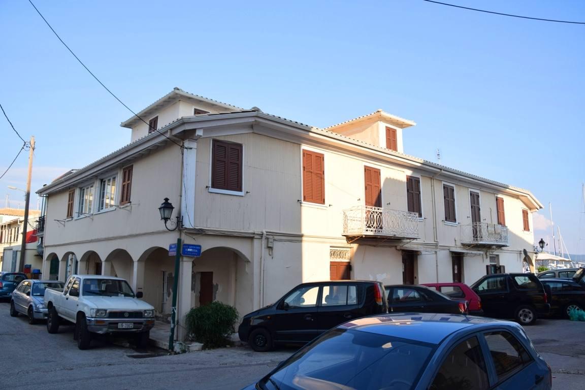 Σημερινή φωτογραφία οικίας Σερεπίσιου