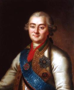 Ο Αλέξιος Ορλώφ