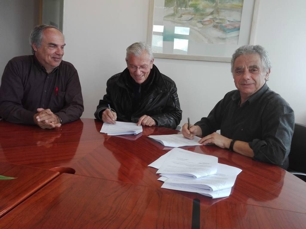 b617af173c Υπεγράφη η σύμβαση για την επισκευή – συντήρηση του κλειστού Γυμναστηρίου  Λευκάδας